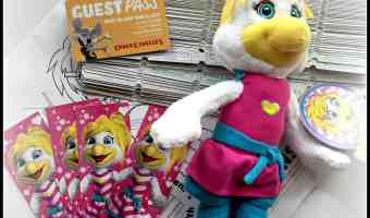 It's A Helen Henny {Chuck E. Cheese's} Birthday Giveaway & Sweeps ENDED