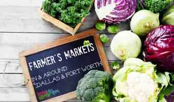 Top Farmer's Markets in the Dallas/Fort Worth Area