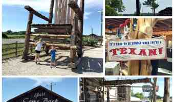 Road Trip New Braunfels Texas Hill Country