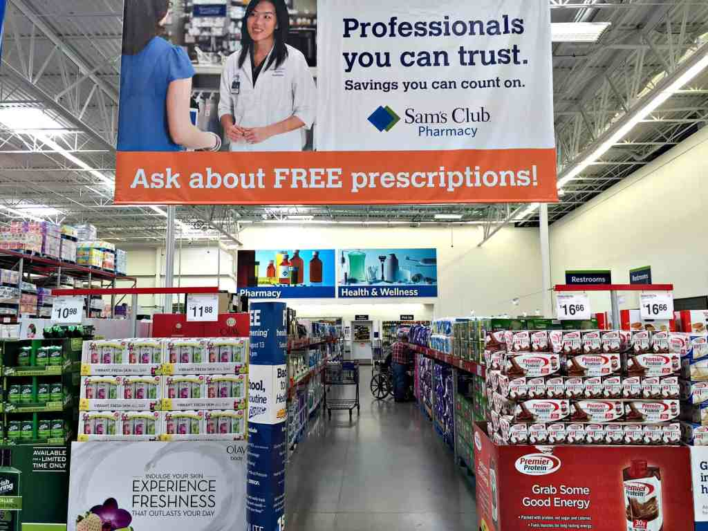 Sams_Club_pharmacy_area