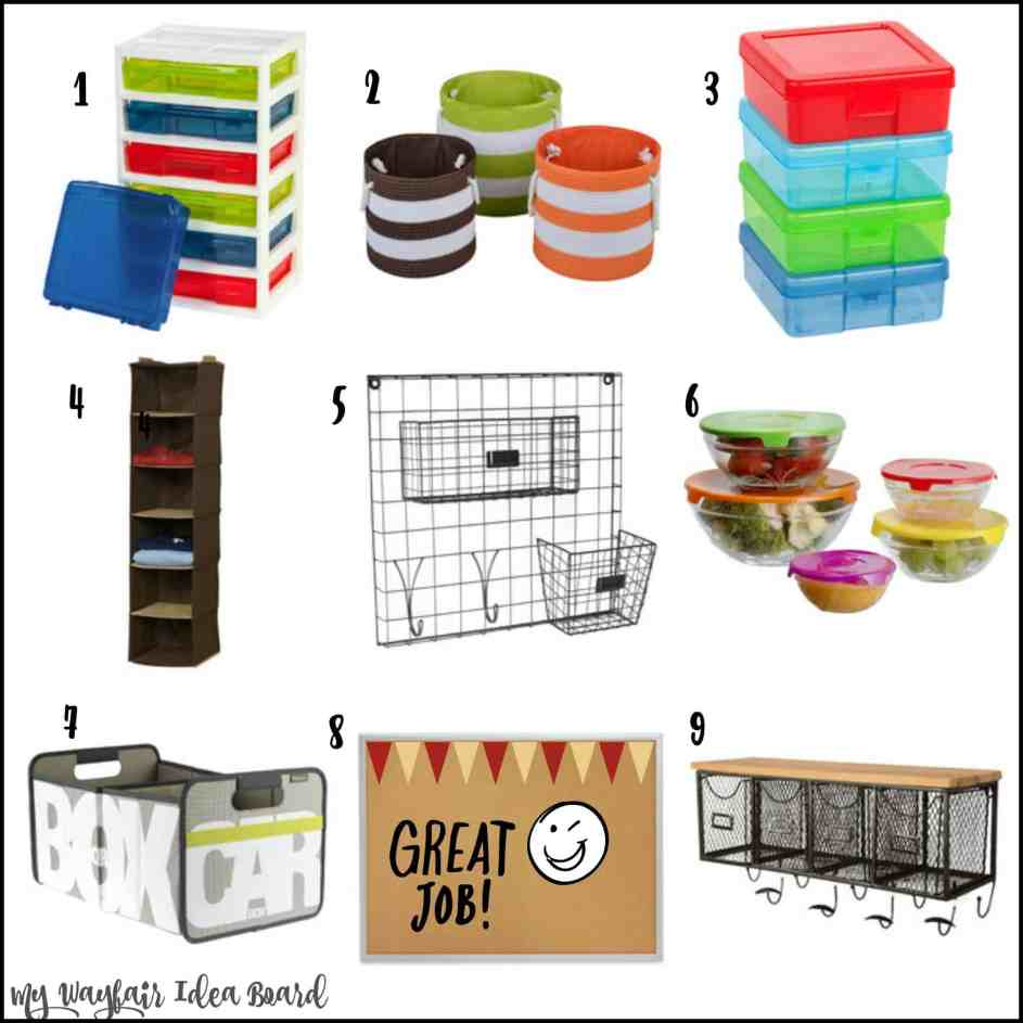 Storage & Organization ideas and products from Wayfair online