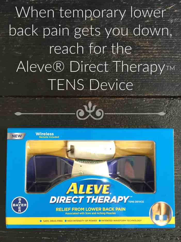 Drug-free Lower Back Pain Therapy