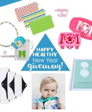 Happy Healthy New Year Giveaway