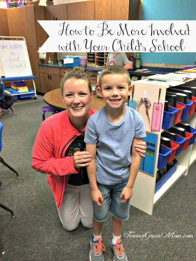 How to Be More Involved with Your Child's School
