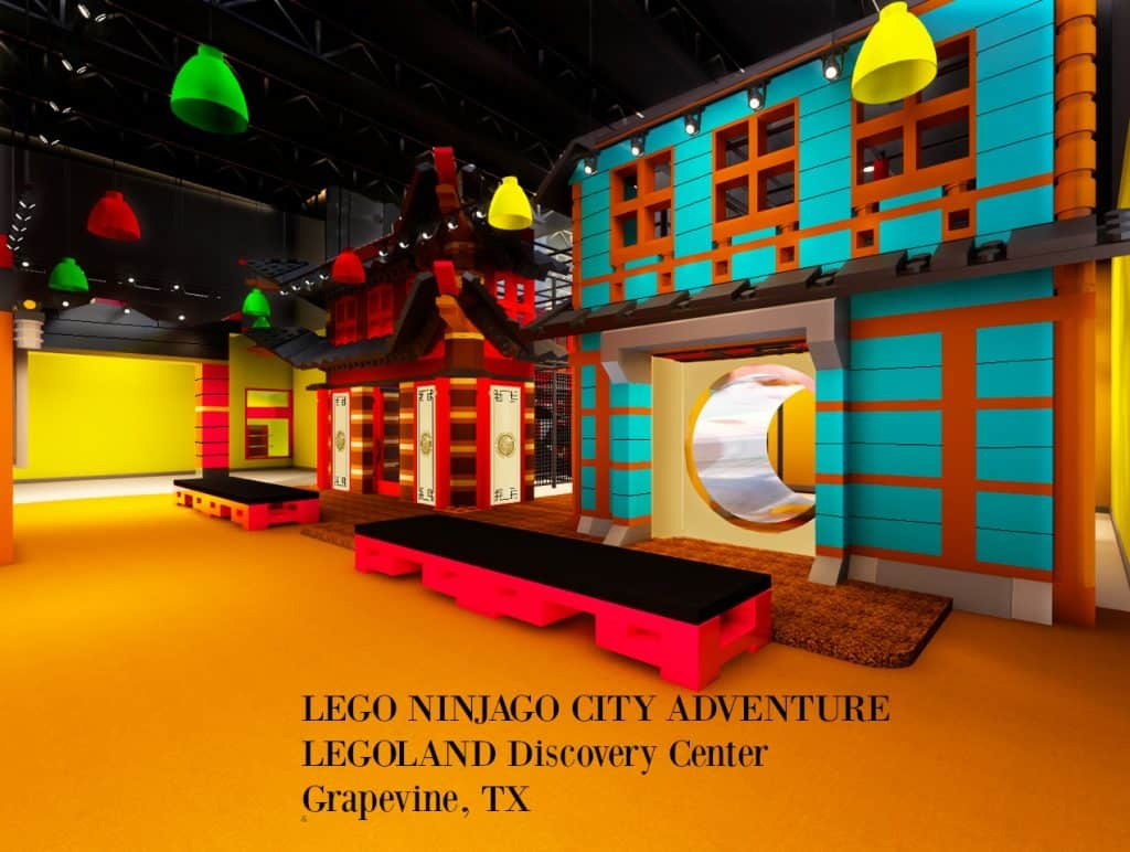 Put Your Ninja Skills to the Ultimate Test at LEGOLAND® DISCOVERY CENTER Grapevine