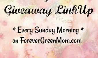 Sunday Stroll Giveaway LinkUp 12/03/17