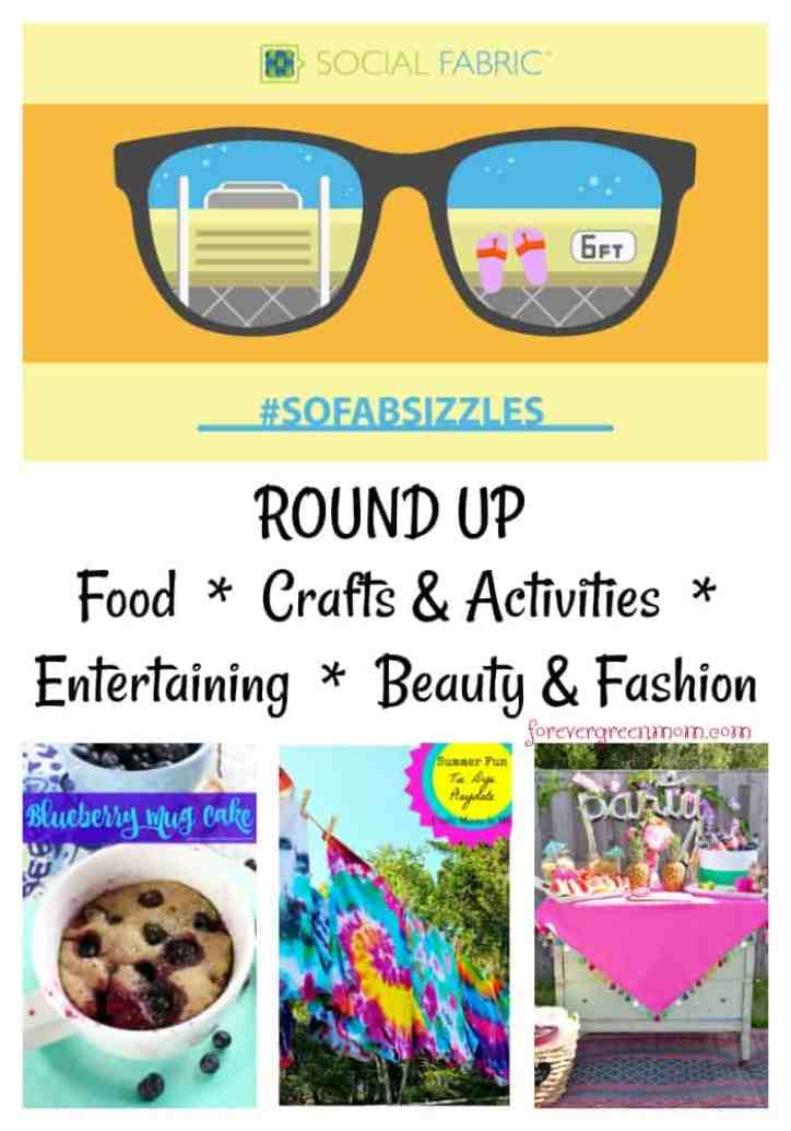 35 Summer Food, Crafts, Entertaining & Beauty Ideas