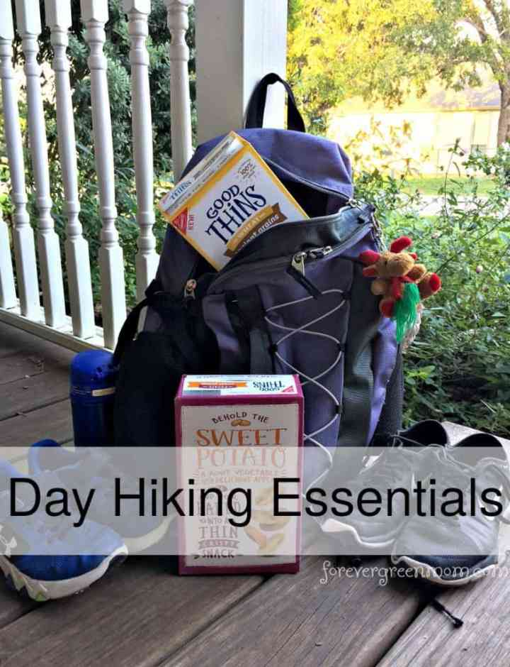 5 Family Favorite Day Hiking Essentials