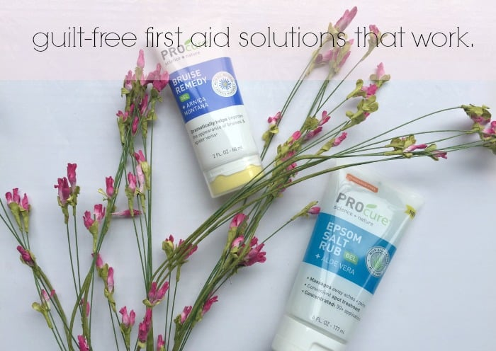 Guilt-free First Aid Solutions that Work