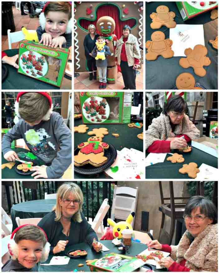 Holiday Family Staycation at Gaylord Texan