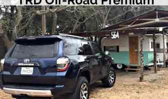 Behind the Wheel – 2018 Toyota 4Runner SUV