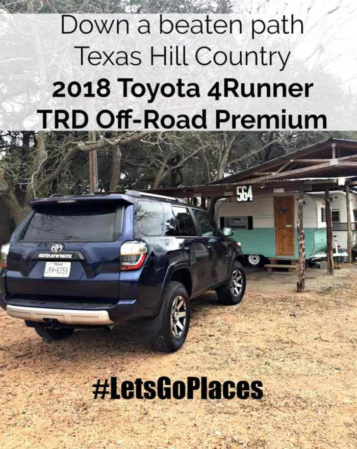 Behind the Wheel - 2018 Toyota 4Runner SUV