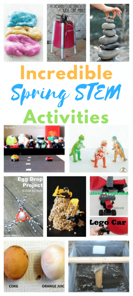 15 Incredible STEM Activities for Indoor Outdoor
