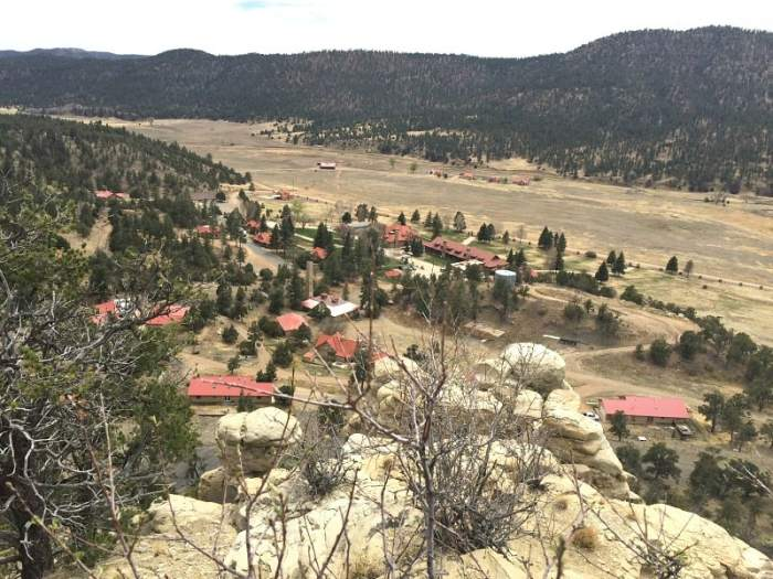 Northern New Mexico Mountain Vacation