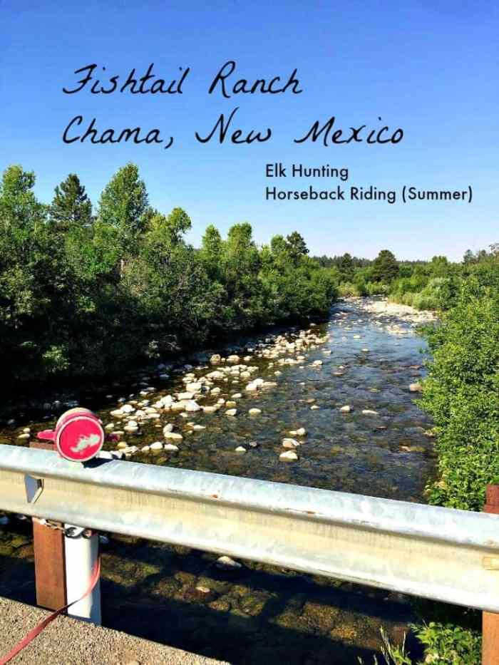Summer Horseback Riding in Chama, New Mexico