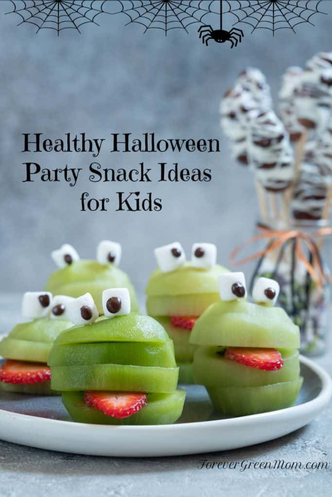 Healthy Halloween Party Snack Ideas for Kids