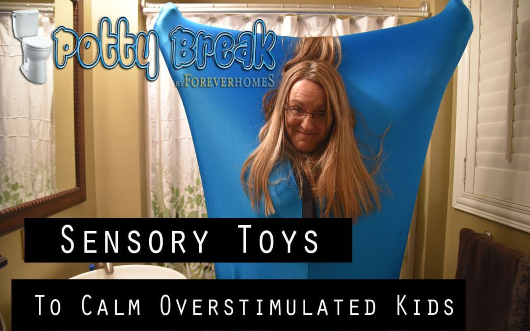 Toys and tools to calm kids with sensory issues