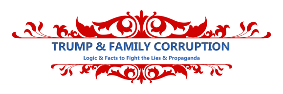 Feel free to copy and paste these Trump & Family Corruption related social media clips. They're all under 140 characters so they will work on Twitter.