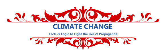 Climate Change – Facts and News Links