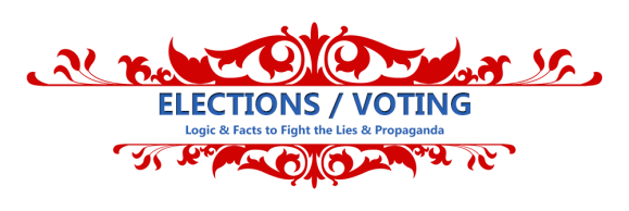 Elections / Voting – Facts and News Links