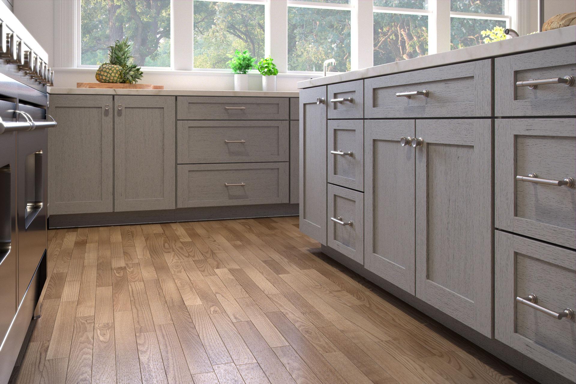 Nova Light Grey  Forevermark Cabinetry