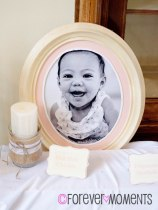 Vintage Themed Photo frame and decor