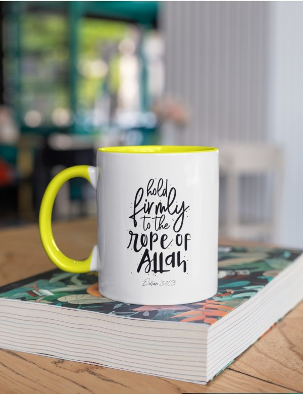 FMCM001 Rope of Allah Yellow