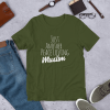 Just another peace loving muslim mockup Front Flat Lifestyle Olive