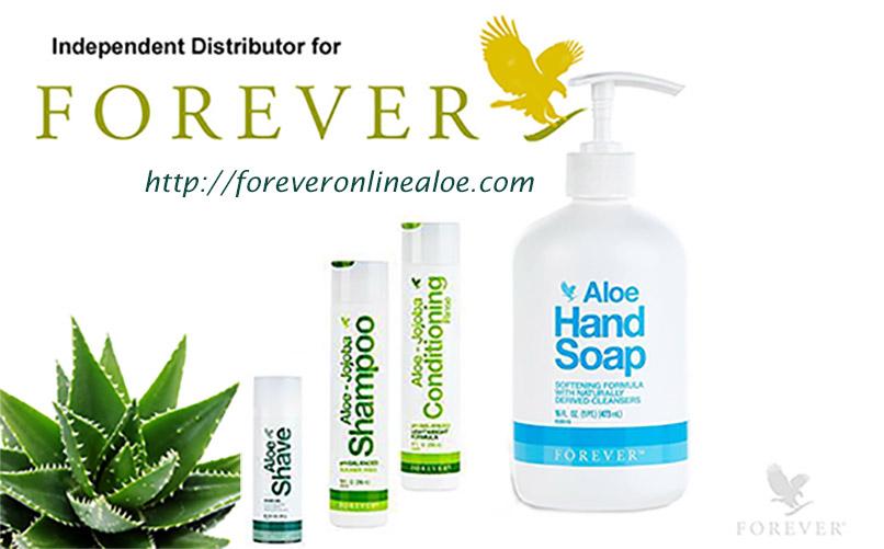 Forever Pack Aloe Living Vera