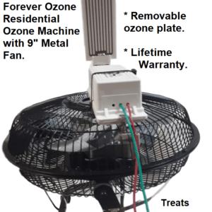 7g ozone generator lifetime warranty