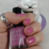 Top Shelf Lacquer - Fall Margarita Collection 2015 Pink Lady Margarita
