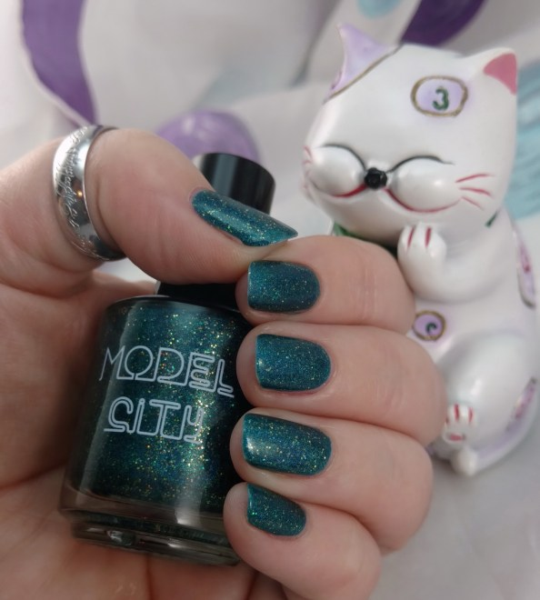 Model City Polish -Teal Next Year