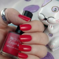 Red Hot Valentine - Top Shelf Lacquer