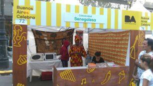 Plaza de mayo food festival