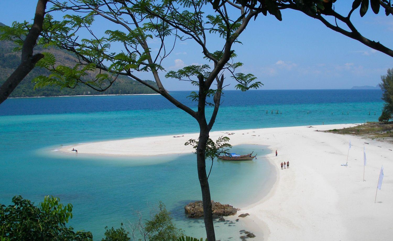 Koh Lipe island in Thailand