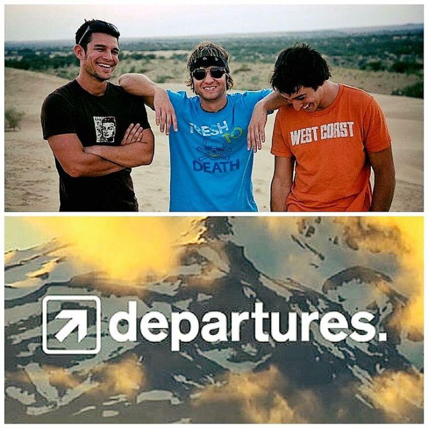Best Travel Shows-departures