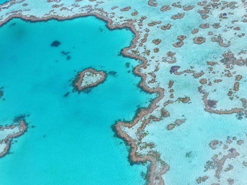 the seven natural wonders of the world-great barrier reef-australia