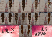 sophiekatt uniquee hair extensions