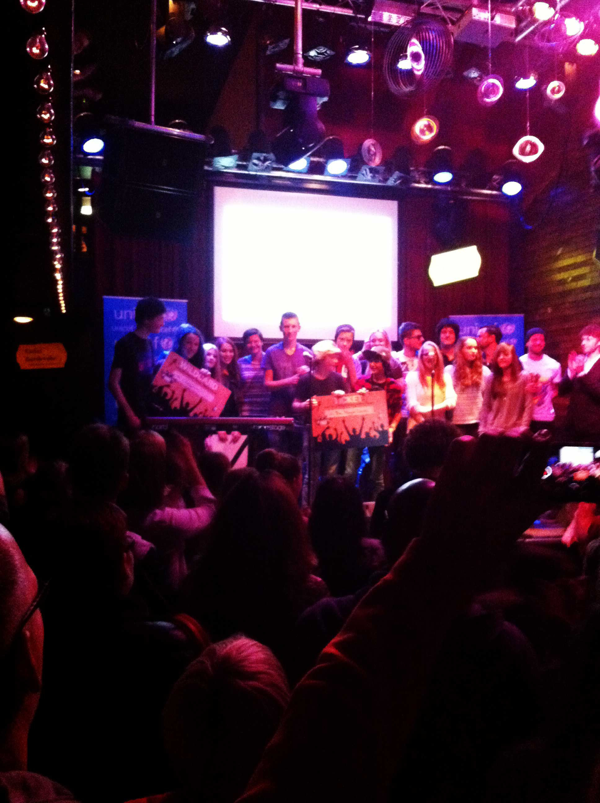 The Hague Idiots staan in de finale van Unicef Talentbattle!