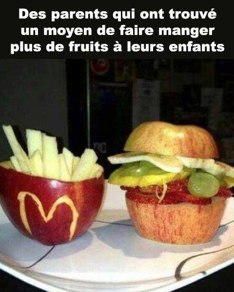 5 Fruits Et Légumes Par Jour Humour : fruits, légumes, humour, Mangez, Fruits, Légumes