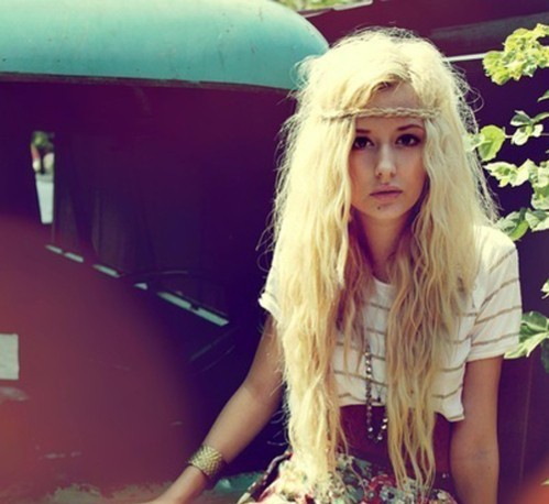hairstyles girls hipster