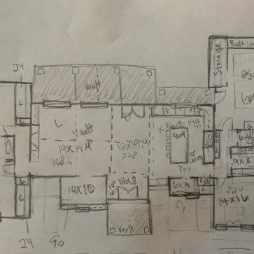 house plan drawings