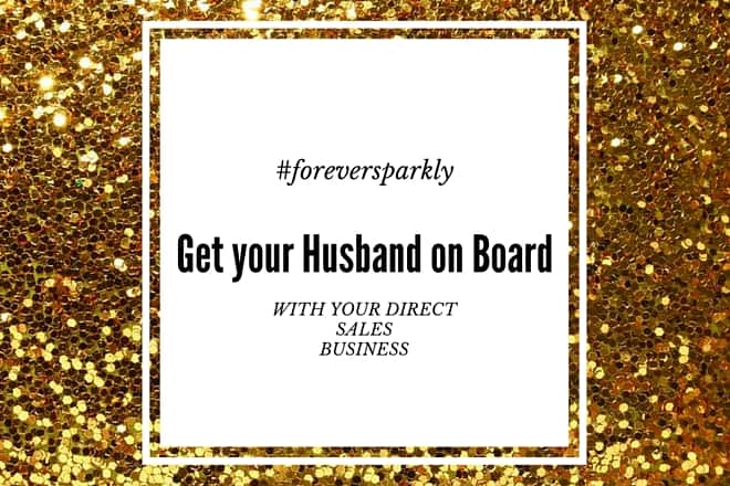 How to talk to your husband about joining a direct sales company. Kristy Empol