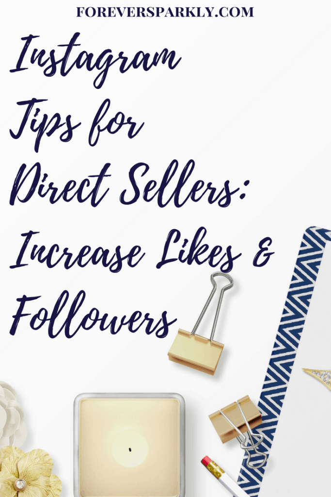Wondering how to use Instagram for your business? These Instagram tips for direct sellers will be sure to increase your follower count & generate sales! Kristy Empol