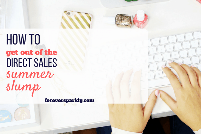 If you are in direct sales you know sales decrease in the summertime. Click to read 5 solid tips to boost sales and get you through the summer sales slump! Kristy Empol