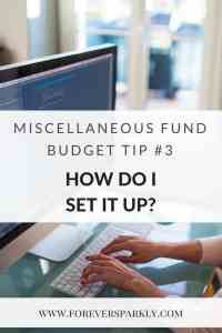 How a direct sellers can set up a miscellaneous fund. Click to read how to set up a miscellaneous fund as a direct seller. Kristy Empol