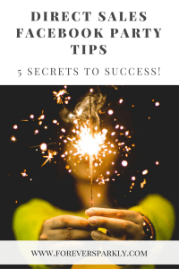 Direct Sales Facebook Party Tips: 5 Secrets to Success!