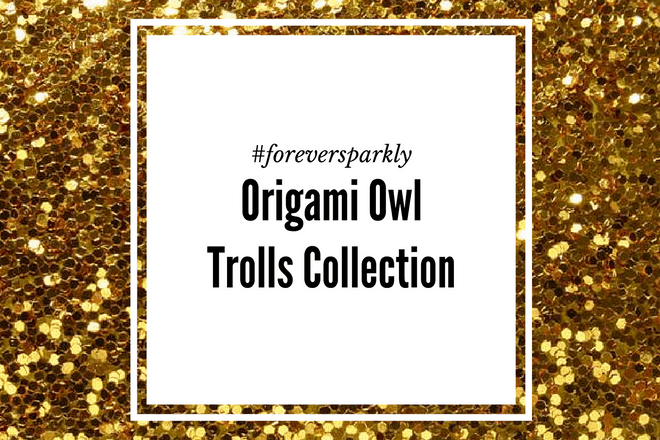 Origami Owl Trolls Collection: Dreamworks Collaboration