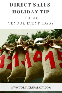 Looking to capitalize on the holiday seasons as a direct seller? Vendor Event Themes are key! Click to read mpre direct sales holiday tips that will be sure to boost your seasonal sales! Kristy Empol