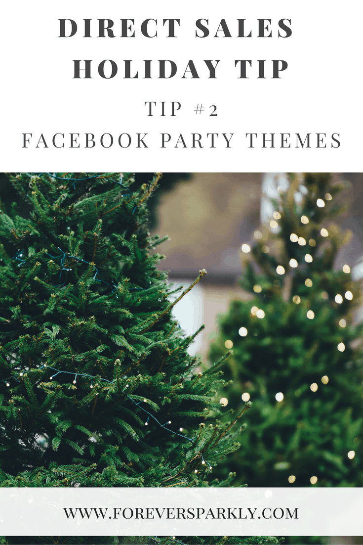 Looking to capitalize on the holiday seasons as a direct seller? Thing of Facebook Party Themes! Click to read mpre direct sales holiday tips that will be sure to boost your seasonal sales! Kristy Empol